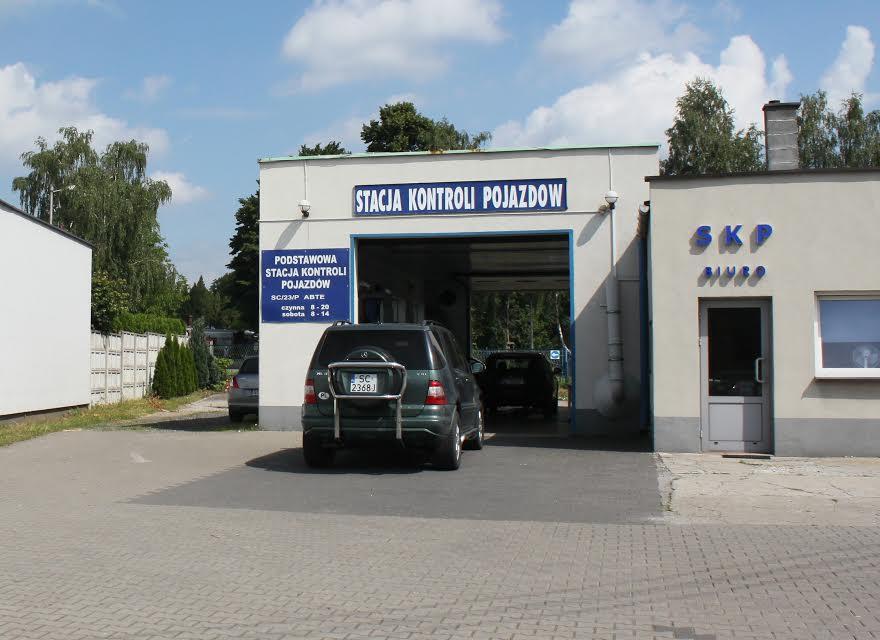 Stacja diagnostyczna Częstochowa